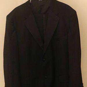 Black tux